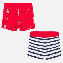 Load image into Gallery viewer, Mayoral Set of 2 Swim Shorts