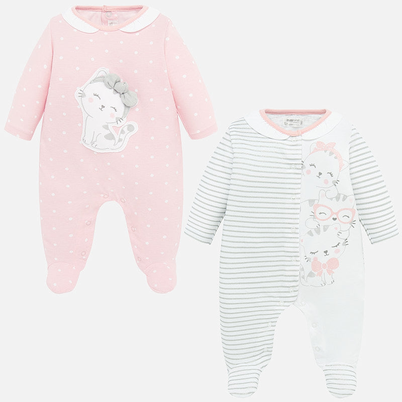 Mayoral Pajamas Set