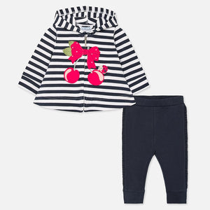 Mayoral Striped Tracksuit