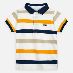 Mayoral Stripes polo