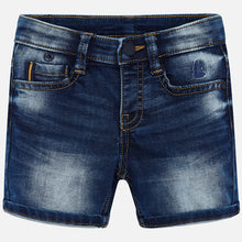Load image into Gallery viewer, Mayoral Soft Denim Bermuda Shorts
