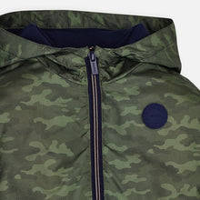Load image into Gallery viewer, Mayoral Camouflage Windbreaker