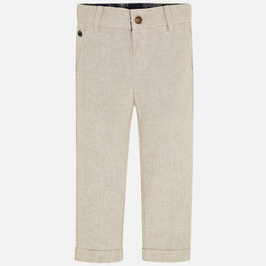 Mayoral Linen Pants