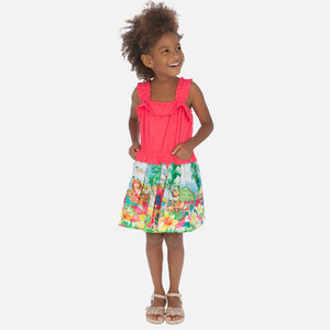 Mayoral Tropical Skirt