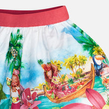 Load image into Gallery viewer, Mayoral Tropical Skirt