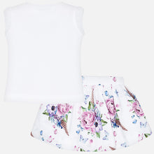 Load image into Gallery viewer, Mayoral Flower Skirt Set