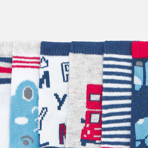 Mayoral Set Of 6 Socks