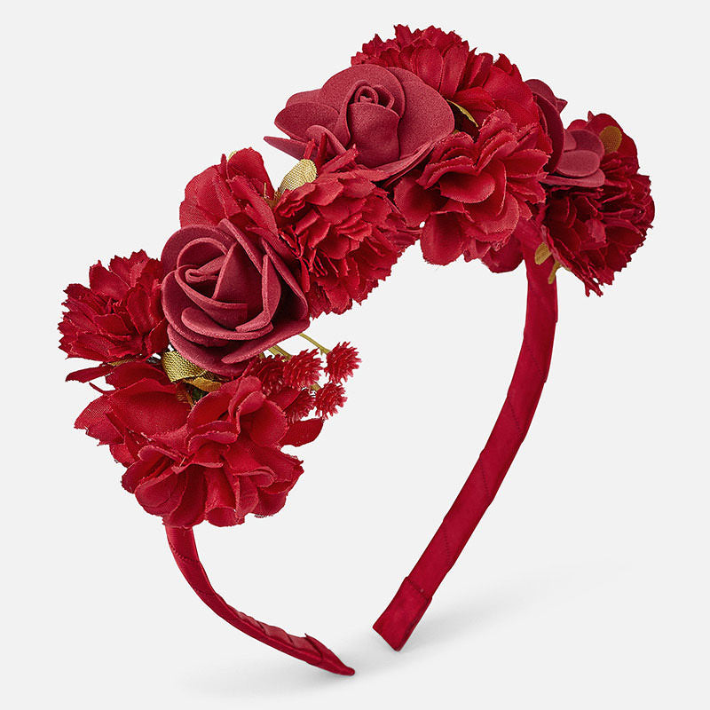 Mayoral Flower Headband
