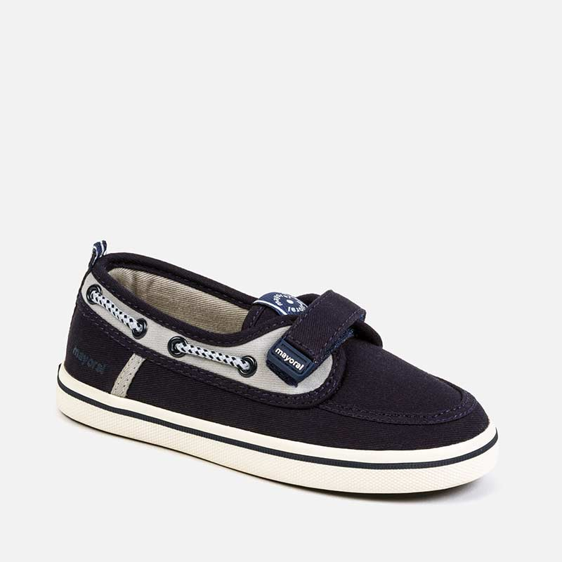 Mayoral Nautical Textil Shoes