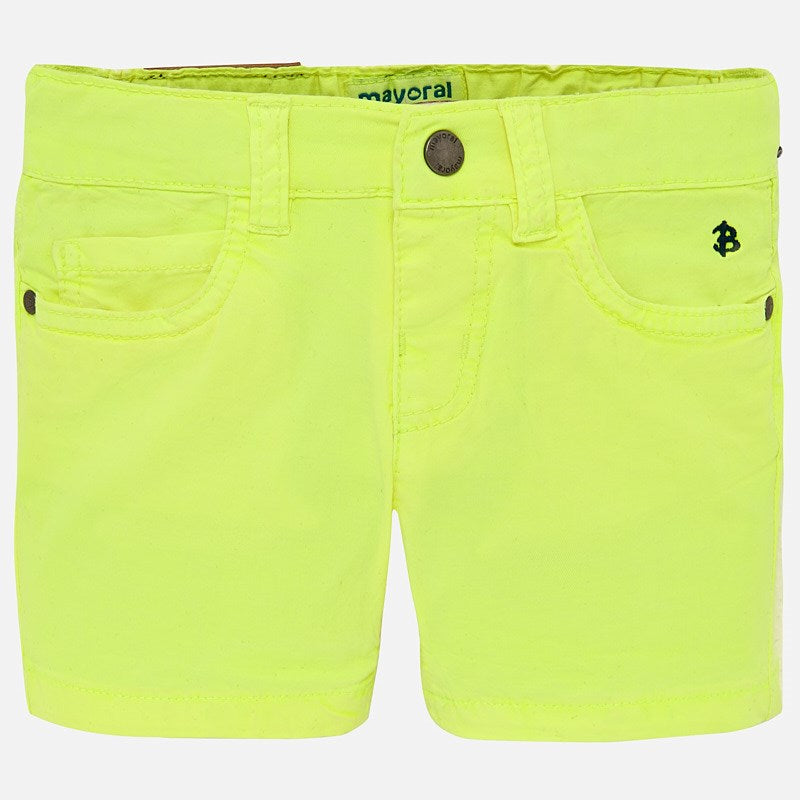 Mayoral Basic Twill Shorts