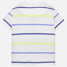 Load image into Gallery viewer, Mayoral Striped T-shirt