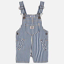 Load image into Gallery viewer, Mayoral Striped Dungaree