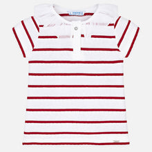 Load image into Gallery viewer, Mayoral Striped Polo