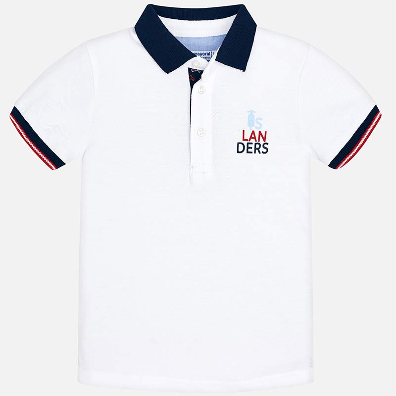 Mayoral Graphic Polo
