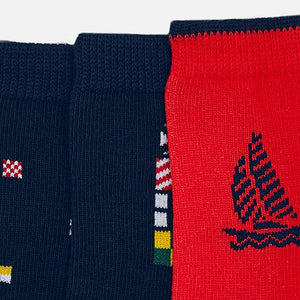 Mayoral Captain Socks Set