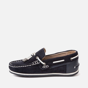 Mayoral Leather Moccasins (26-30)