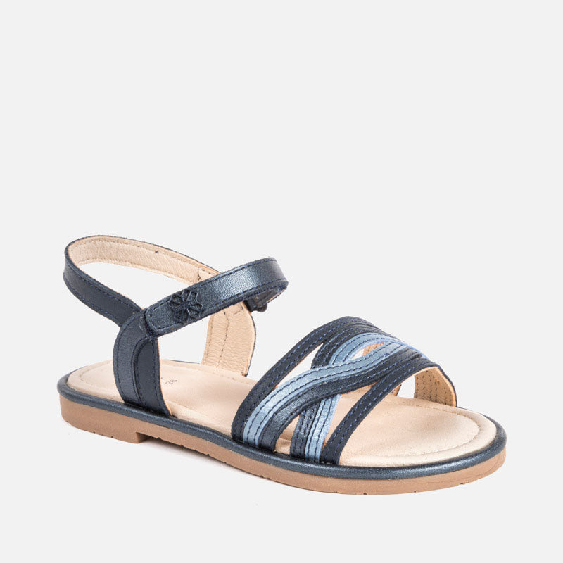 Mayoral Dressy Leather Sandals (31-35)