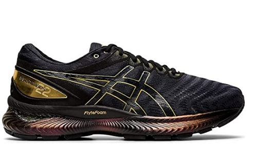 ASICS Men's Gel-Nimbus 22 Platinum Running Shoes