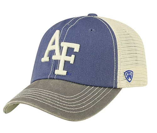 Air Force Falcons NCAA Relaxed Fit Mesh Team Hat