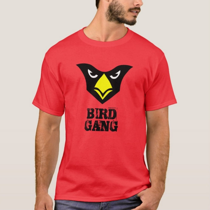 Arizona Cardinals Bird Gang Custom Game T-Shirt
