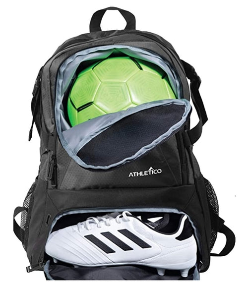 Athletico National Soccer Backpack