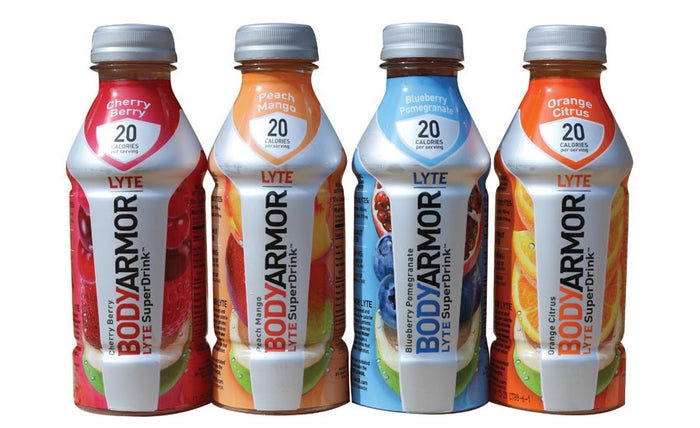RWA Sportswear - BodyArmor Lyte Sports Drink Low-Calorie Beverage