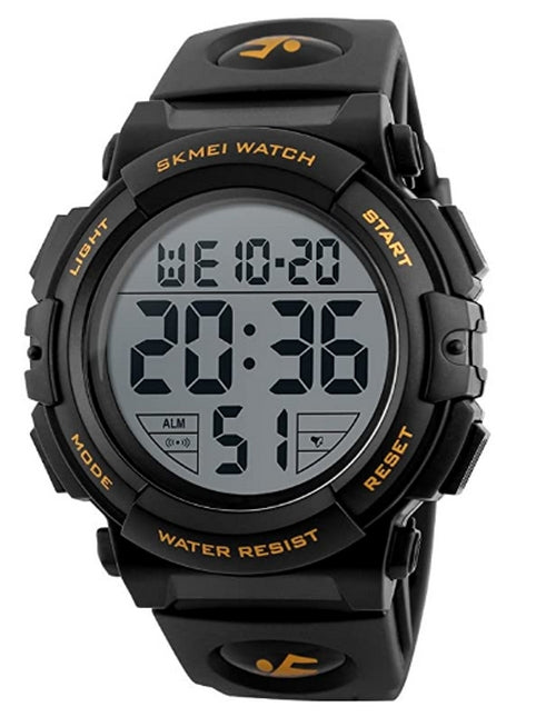 CakCity Digital LED Classic Style Sports Watch