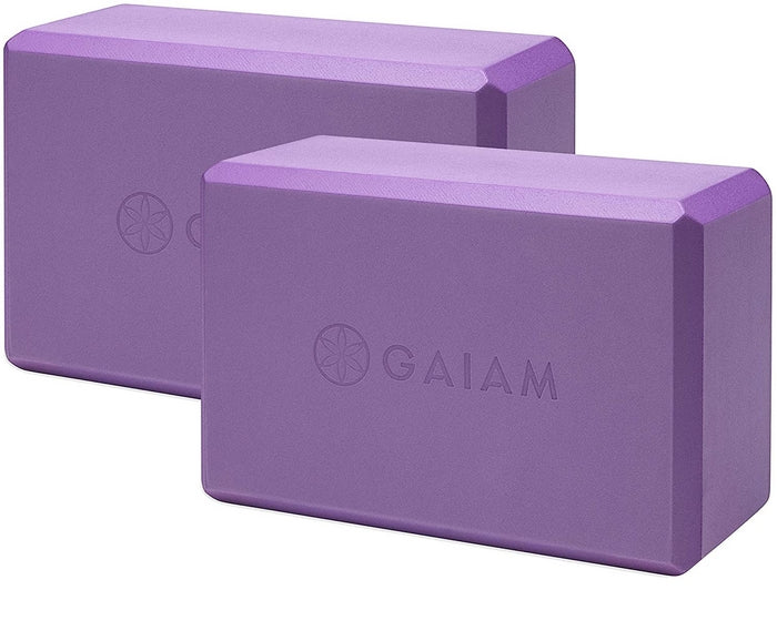 Gaiam Essentials Yoga Foam Blocks