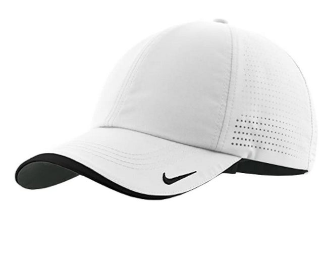 Nike Authentic Dri-FIT Low Profile Swoosh Perforated Performance Cap