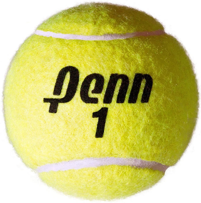 Penn Tribute Felt Pressurized Tennis Balls