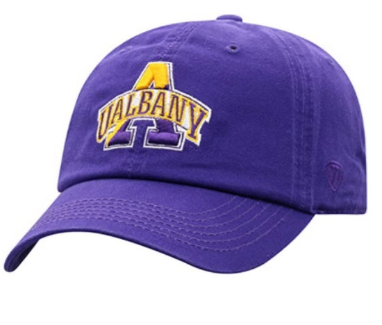 University at Albany Great Danes Adjustable Team Hat
