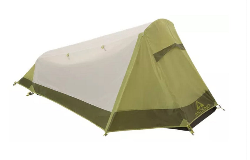 Ascend Nine Mile 1-Person Backpacking Tent