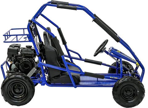 Coleman Powersports Gas Powered Off Road Go Kart