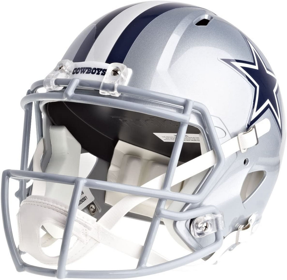 Dallas Cowboys Riddell NFL Full Speed Replica Football Helmet