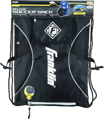 Franklin Sports Deluxe Soccer Backpack