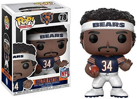 RWA Sportswear - Funko POP NFL: Chicago Bears Walter Payton Collectible Figure