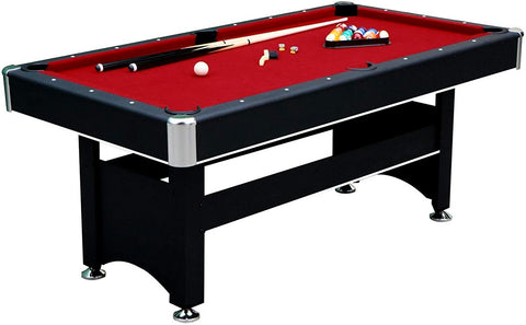 Hathaway Spartan 6FT Pool Table