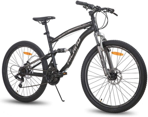 Hiland 26 Inch Dual-Suspension Mountain Bike