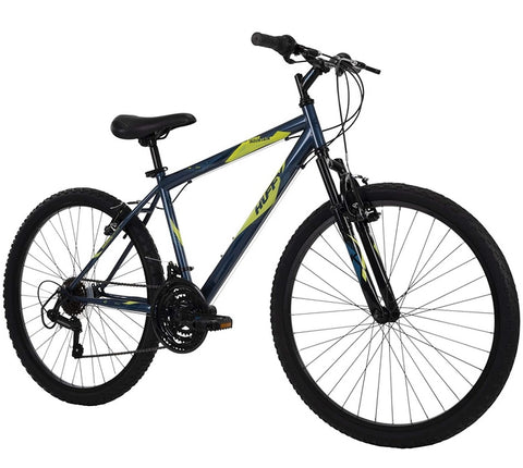 Huffy Hardtail Mountain Bike, Stone Mountain 24 inch 21-Speed