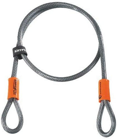 Best Kryptonite Krypto-Flex Looped Bike Security Cable