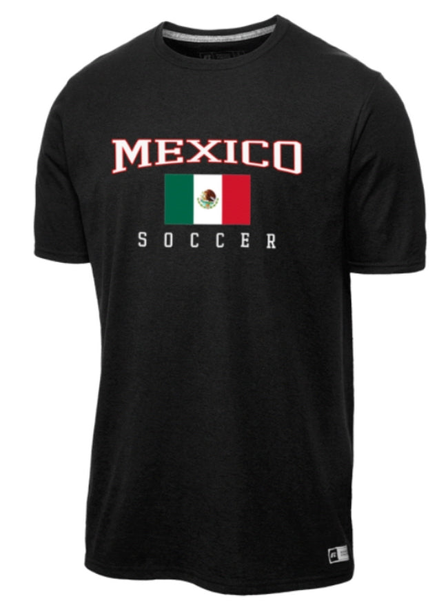Mexico Soccer Sports Fan T-Shirt