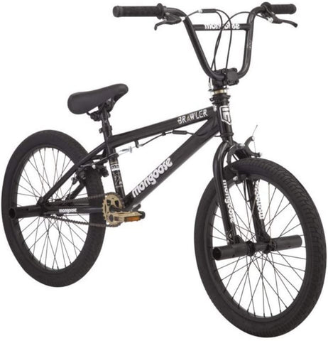 Mongoose Brawler Freestyle BMX Bike