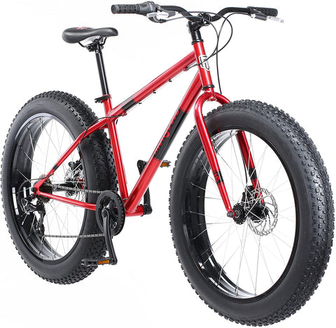 Mongoose Dolomite Fat Tire Mountain Bike 2