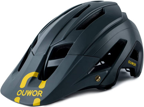 OUWOR Mountain Bike Performance Helmet