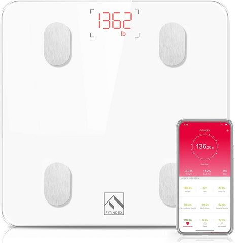 RWA Sportswear -  Fit Index Bluetooth Body Fat Scale