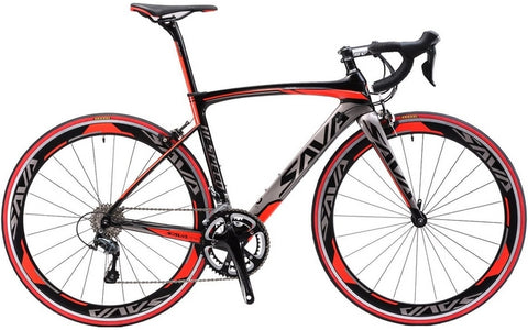 RWA Sportswear - Savadeck Carbon Fiber Racing Road Bike