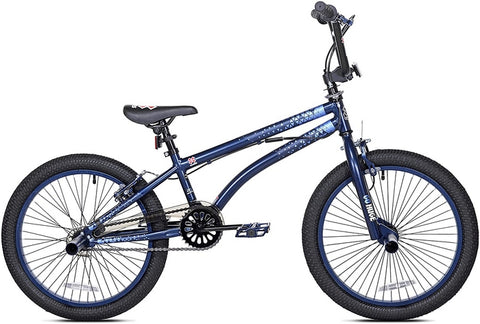 RWA Sportswear - X-Games Go Huge Freestyle Competition BMX Bicycle