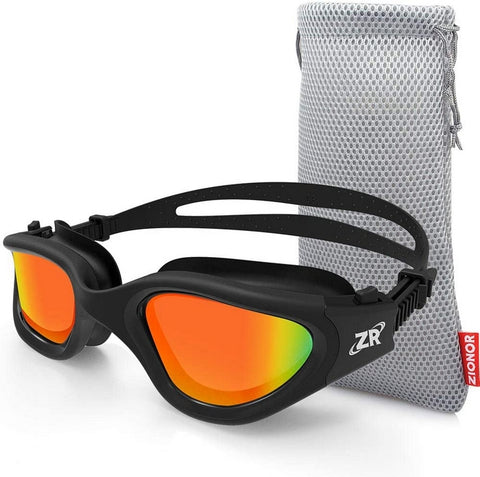 RWA Sportswear - Zionor UV Protection Anti-Fog Swimming Goggles