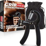 Road Warrior Athletics - Adjustable Hand Grip Strengthener and Trainer