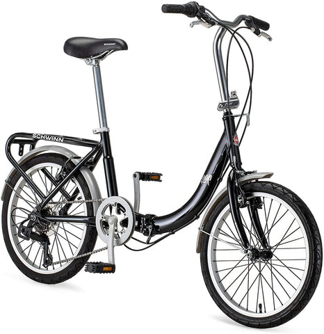Schwinn Loop 20 Inch, 7-Speed Folding Bike | RWA Sportswear